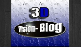 3D Vision-Blog Block Logo Riesig