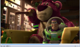 Toy Story 3 3D Film Trailer